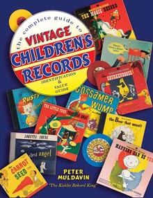 Vintage Children's Records